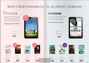 Verlagsvorschau Ullstein