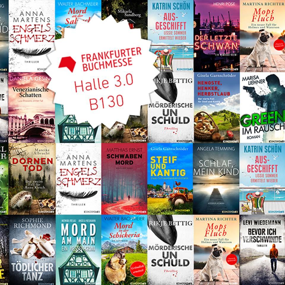 Frankfurter Buchmesse Midnightebooks